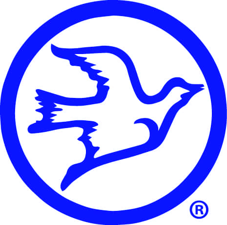 Blue Bird Circle Award Logo