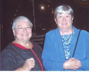 Ms. Mary Currey and Ms. Leann Lewno