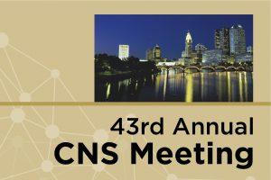 43th CNS Annual Meeting