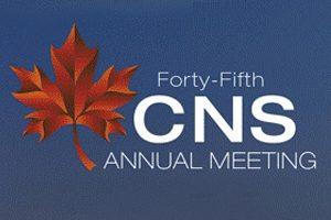 2016   45th CNS Annual Meeting