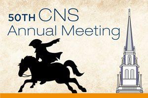 50th CNS Annual Meeting logo