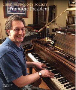 Phillip L. Pearl, MD | CNS President