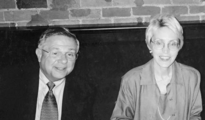 Jack and Mary Pellock.