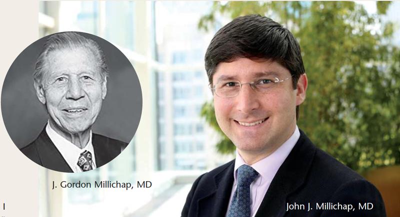 J. Gordon Millchap, MD & John J. Millichap, MD