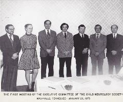 Rapin- 1972 CNS Exec Committee