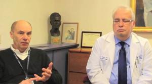 Dr Basil Darras & Dr Louis Kunkel