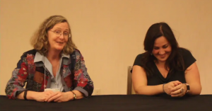 Collaboration in Autism Research - conversation with Dr. Sarah Spence & Dr. Evdokia Anagnostou