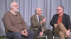 """The Masters of Movement Disorders"": Jon Mink, Harvey Singer, Leon Dure"