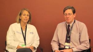 Dr Nicole Ulrich & Dr Scott Pomeroy