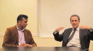 Praveen Raju and Barry Kosofsky, Weill Cornell