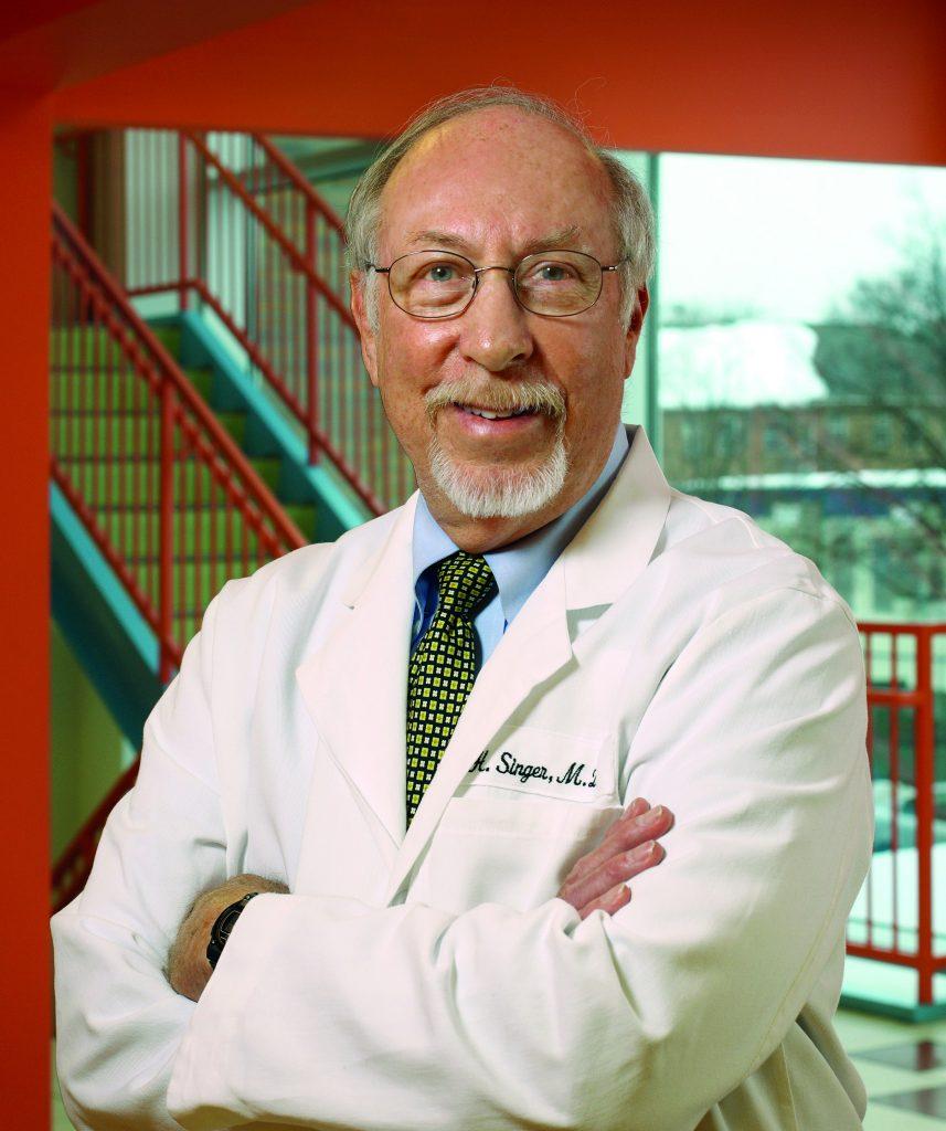 Harvey Singer, MD